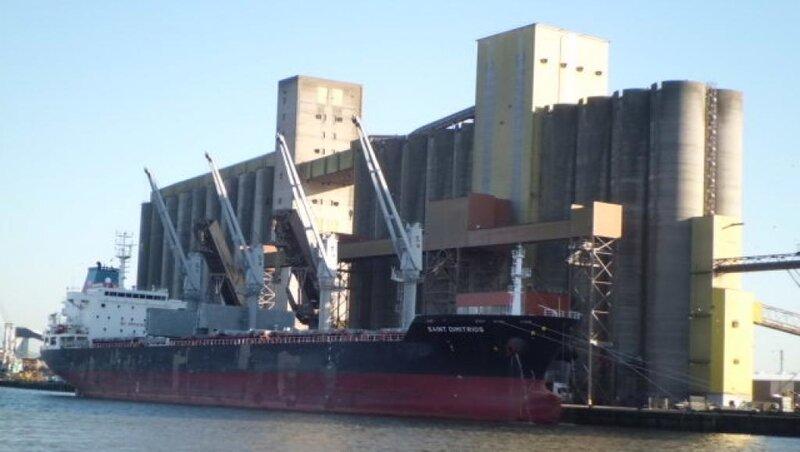 En attendant un grand port maritime normand unique l 39 axe seine est une catastrophe logistique - Grand port maritime de rouen ...