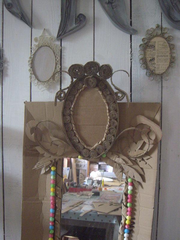 Miroir mon beau miroir suite l art et la mani re for Chez merie le miroir
