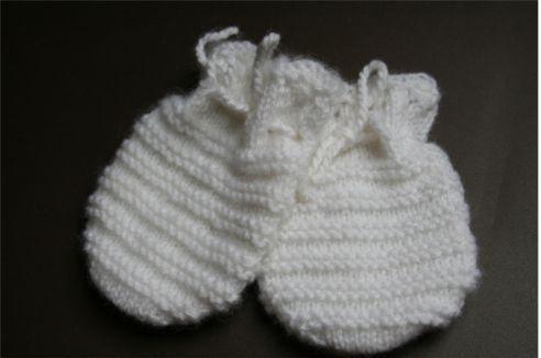 profiter de prix discount super pas cher caractéristiques exceptionnelles Comment tricoter des gants pour bebe