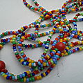Collier multicolore (2)