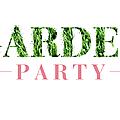 Garden party, réservez votre 24 juin!