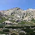21/06/2017 – vallée de la restonica et lac melo (melu)