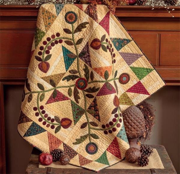 martingale that patchwork place