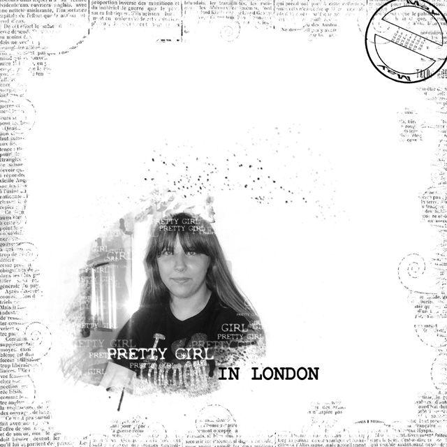 Pretty girl in London
