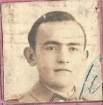 Identité 1937 militaire