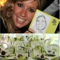 Cadeaux pour vos invits - leur caricature - portrait