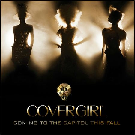 CoverGirl Catching Fire MakeUp01