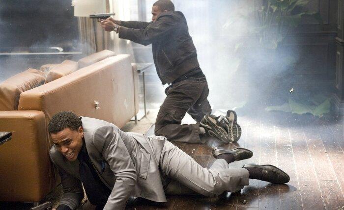 TAKERS-Chris Brown