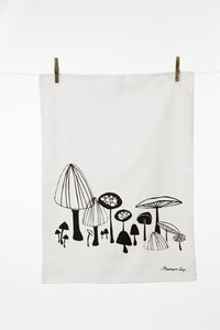 fermlivingmushroom_soup_tea_towel_black