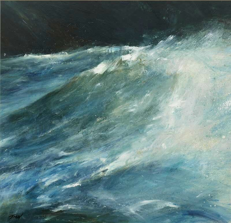 Jim Wright - Rising Wave