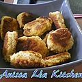 Nuggets de poulet crousti-moelleux !