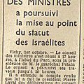 26 jeudi 3 octobre 1940