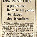26 jeudi 3 octobre 1940