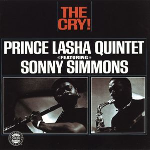 Prince_Lasha_Quintet___1962___The_Cry___Contemporary_