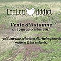 Vente d'Automne