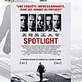 Ciné-débat autour du journalisme d'investigation - projection du film spotlight - avranches - mardi 11 octobre 2016