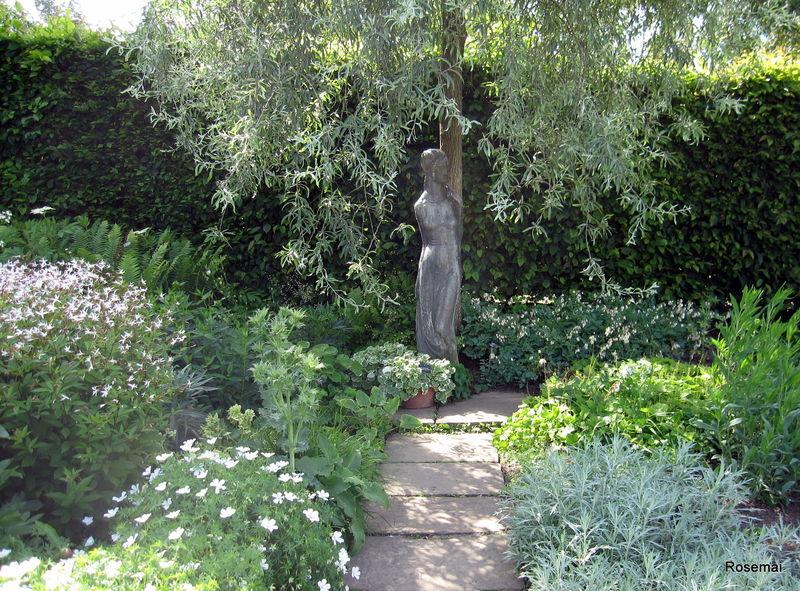 Angleterre les jardins de sissinghurst dans le kent for Les jardins anglais