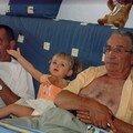 Amélie et ses grands pères