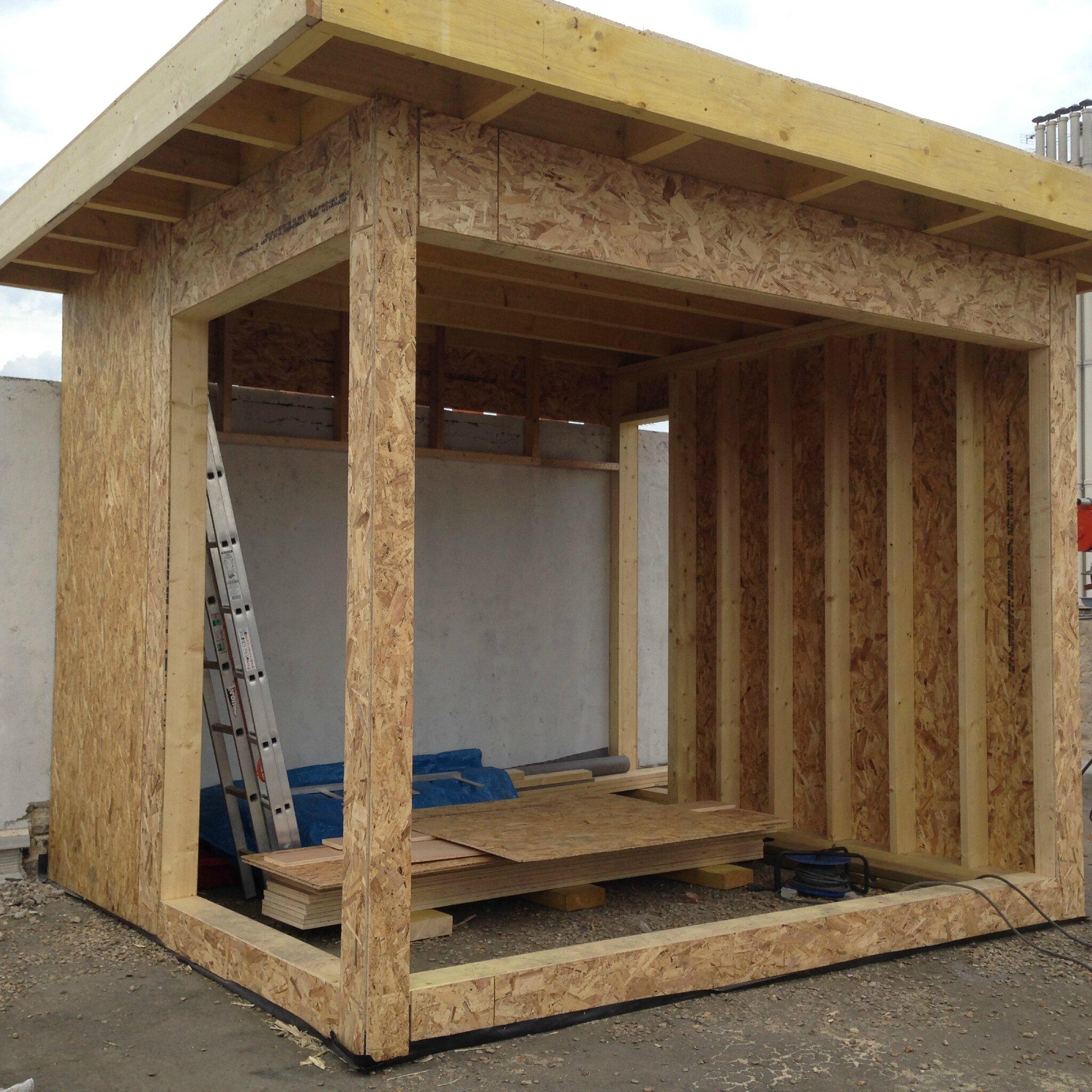 Bois une petite structure tr s sp cialis e pour des projets d 39 extensi - Cout d une extension de 40m2 ...