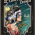 Cuenca tattoo convention 14 - 16 octobre 2016