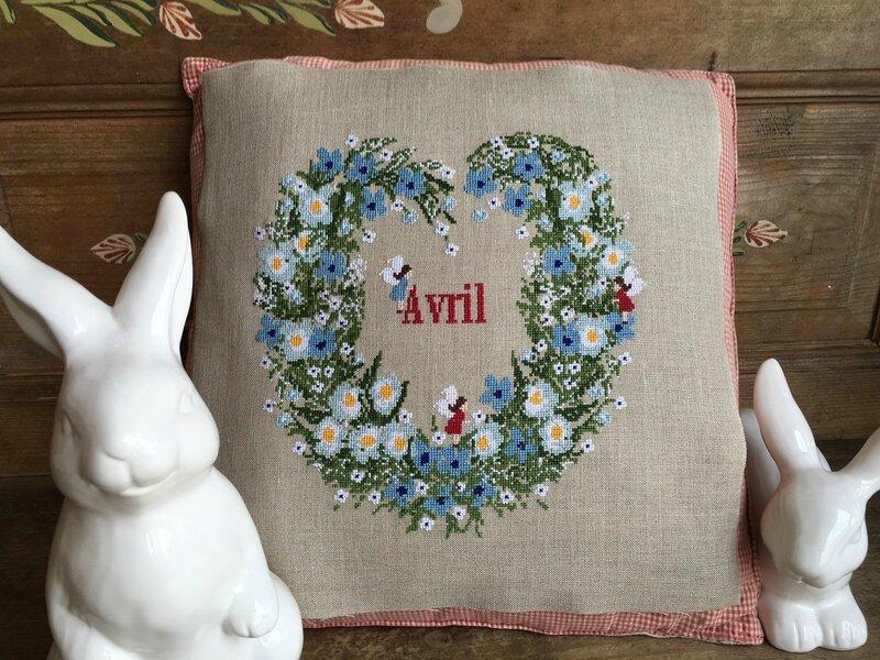 coeur avril