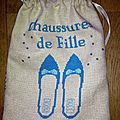 sac chaussures filles