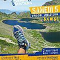 Trails des Lacs de Chamrousse/Belledonne 2014