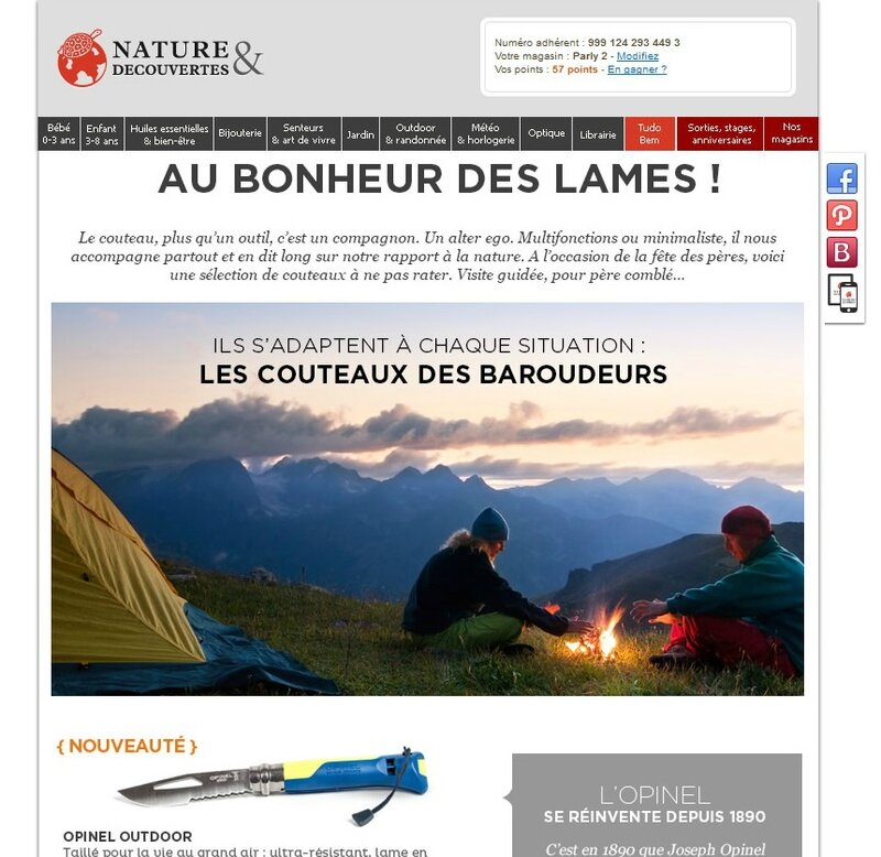 Newsletter N&D Juin 2014