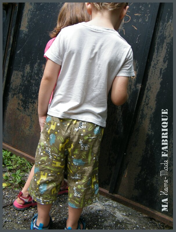 shorts enfants2