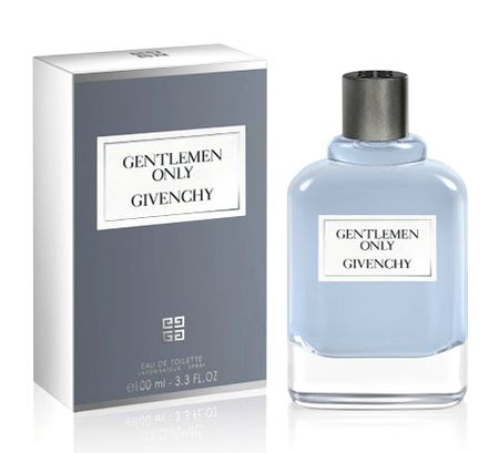 02 Givenchy - Gentlemen only