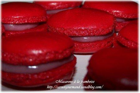 Macarons_Framboise
