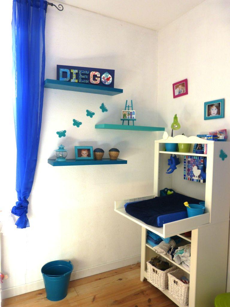 La nouvelle chambre de Diego - Manu Meli Melo