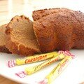 Cake aux carambars d'audrey
