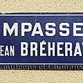 La Poitevinière (49), impasse Jean Bréheray