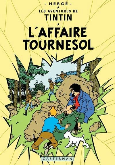 L Affaire Tournesol original