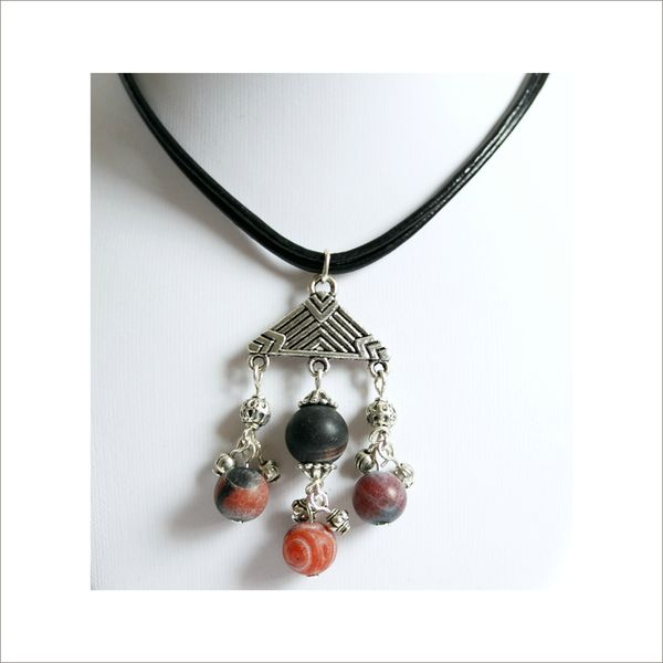 Collier Lana Agate depolie1
