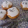 cupcakes à la lavande