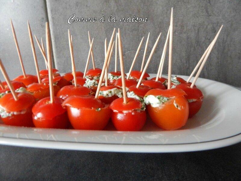 140509 - Tomates cerises aufromage frais persillé (11)