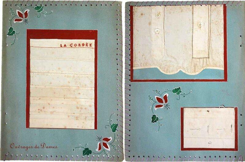 Cahier de couture JG 2-3