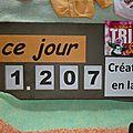 Tricot compteur solidaire du mercredi 7 novembre 2012