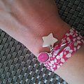 Le bracelet Couronné d'Etoiles de B
