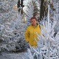 et tout d'un coup nous sommes dans la neige