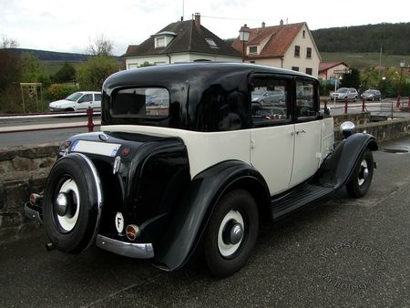 citroen rosalie 11u 1936 bourse echanges soultzmatt 2012 4