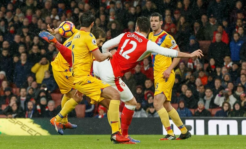 coup du scorpion de Giroud, but Giroud, but olivier giroud, video but Giroud, but giroud Crystal Palace, vidéo but olivier giroud, vidéo but Giroud crystal palace, but talonnade giroud