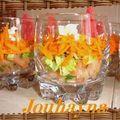 Verrines de salade