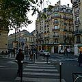 Architecture parisienne.