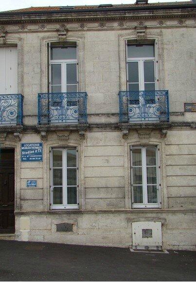 Location D 39 Appartements Meubl S
