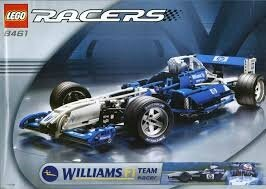 willliams lego 2017