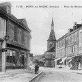 Rue de Besançon