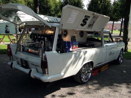 FIAT 2300 Van 1964 1968 Classic Gala de Schwetzingen 2010 2